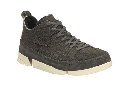 CLARKS chaussures TRIGENIC FLEX gris WLINED SDE