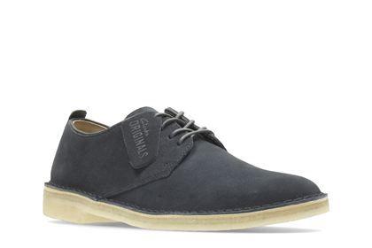 CLARKS chaussures DESERT LONDON MIDNIGHT SUEDE